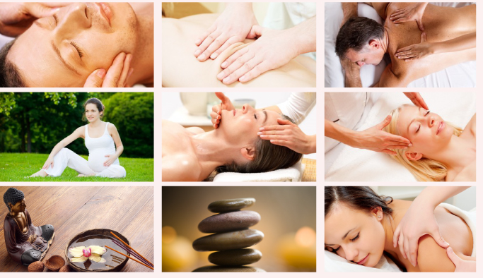 Types of Spas Therapies